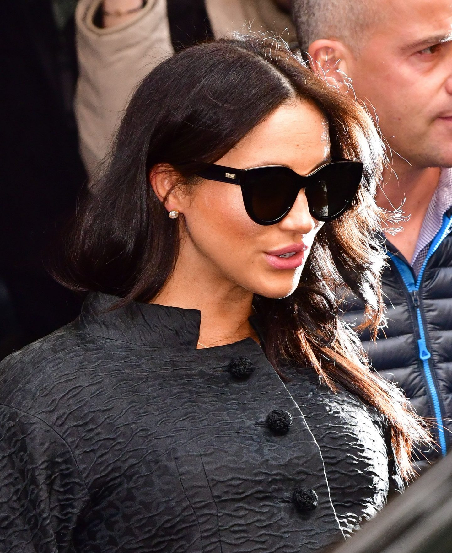 Budget Friendly Sunglasses worn by Meghan Markle.
