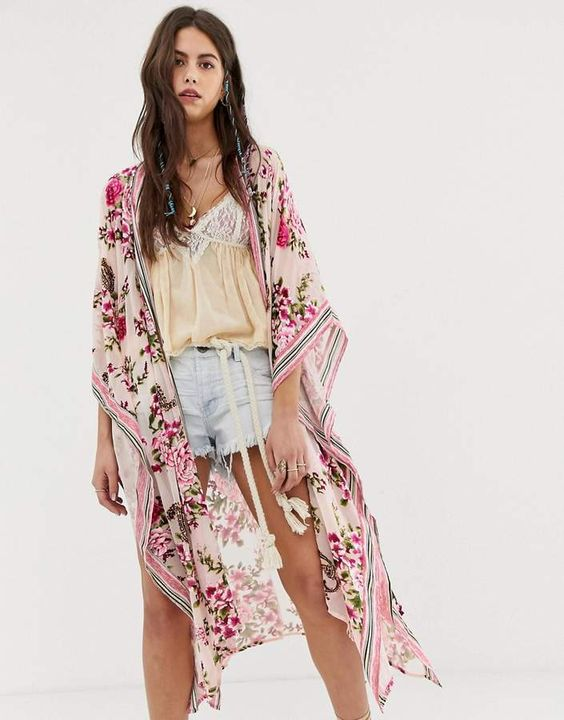 FAVORITE KIMONOS/DUSTER