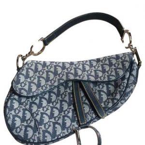 "5b32a432b668 The Return of The ""It Bag""  The Iconic Dior Saddle bag – Chantal C ..."